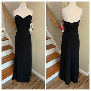 Hayley Paige 5621 black size 10